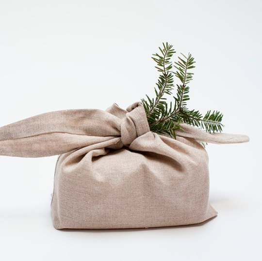 5 gift wrapping trends Christmas