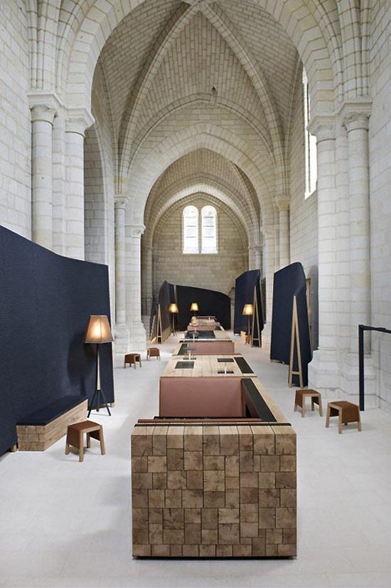 eclectic trends monastery renovation - Eclectic Hotel 2015