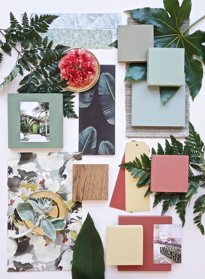 Eclectic trends my june mood board for farrow ball the for Best home decor boards on pinterest