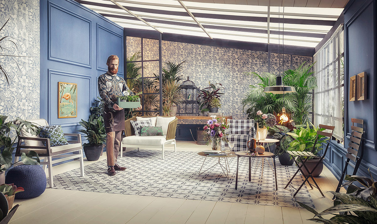 Trend Urban Jungle : Eclectic trends urban jungle trend the italian way eclectic trends
