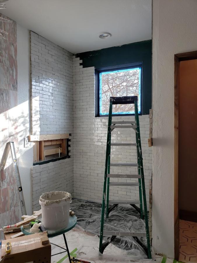 to install zellige tile