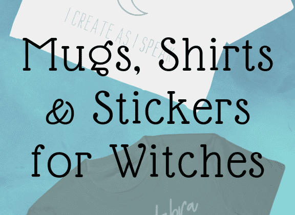 New Eclectic Witch Merch
