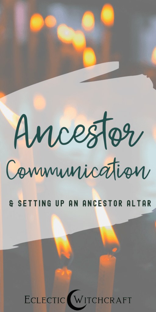 What is ancestor worship? How can you venerate your ancestors? This blog post has an ancestor communication spell that will let you ask them a question. Witchcraft spells. Pagan rituals. Wiccan magick. Ancestor worship is a part of your shamanism journey. Learn more about shamanism spirituality. Occult witchcraft facts. Occult knowledge. Occult ritual. Occult witches. Occult magick. DIY occult history. Occult woman. Occult spells. Occult studies. #witchcraft #ancestors #shamanism #witch #pagan