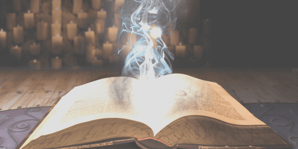 Decorative Image | The Best Books About Witchcraft On Scribd | But do they have books about witchcraft?