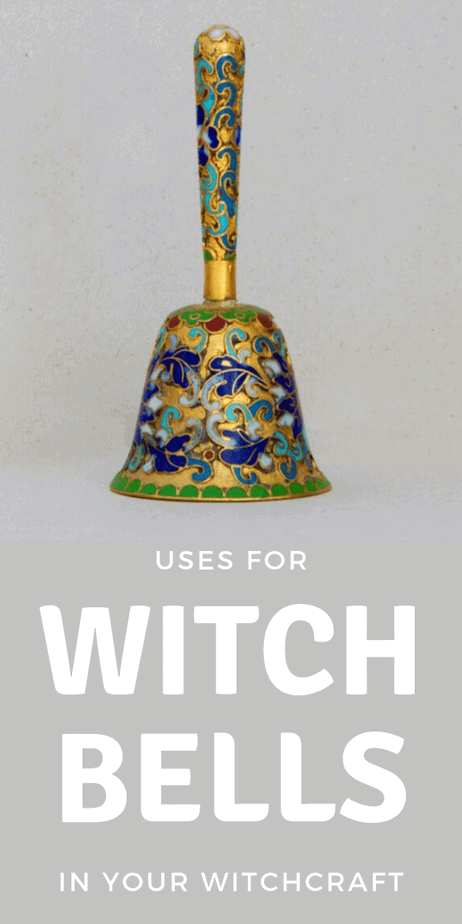 What is the meaning and purpose of witch bells? Do you need this witch tool? #witchcraft #witch #pagan #wicca #paganism #wiccan #druid #protection #bells #spells #magick #magic #bookofshadows #tips #tools