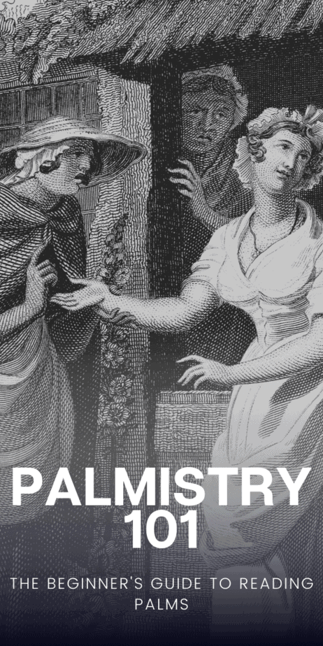 Palm reading meanings: Learn about palm reading and how to tell the future of your life. Add this information to your witch grimoire or book of shadows! Palmistry meanings and drawings. Palmistry thumb. #palmistry #psychic #fortunetelling #fortuneteller #vintage #antique #1800s #chiromancy #witch #witchcraft #pagan #wicca #occult