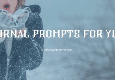 Journal Prompts for Yule
