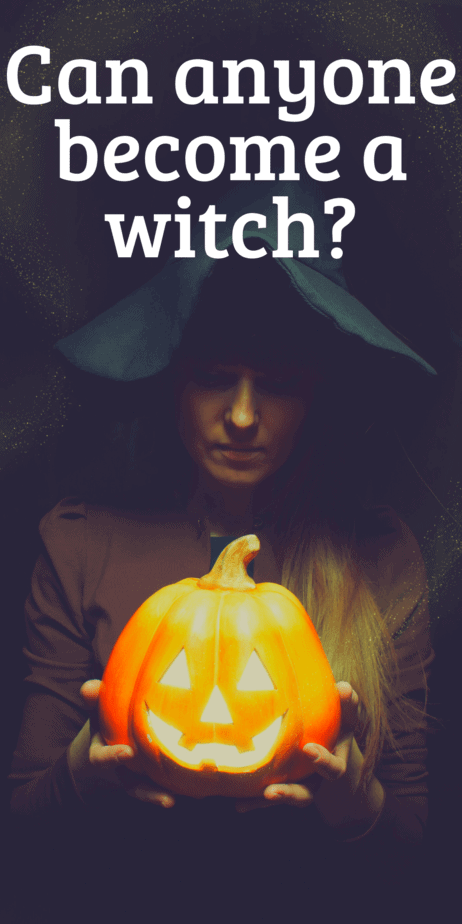 Can anyone become a witch? Is witchcraft hereditary? #witch #witchcraft #occult #pagan #wicca