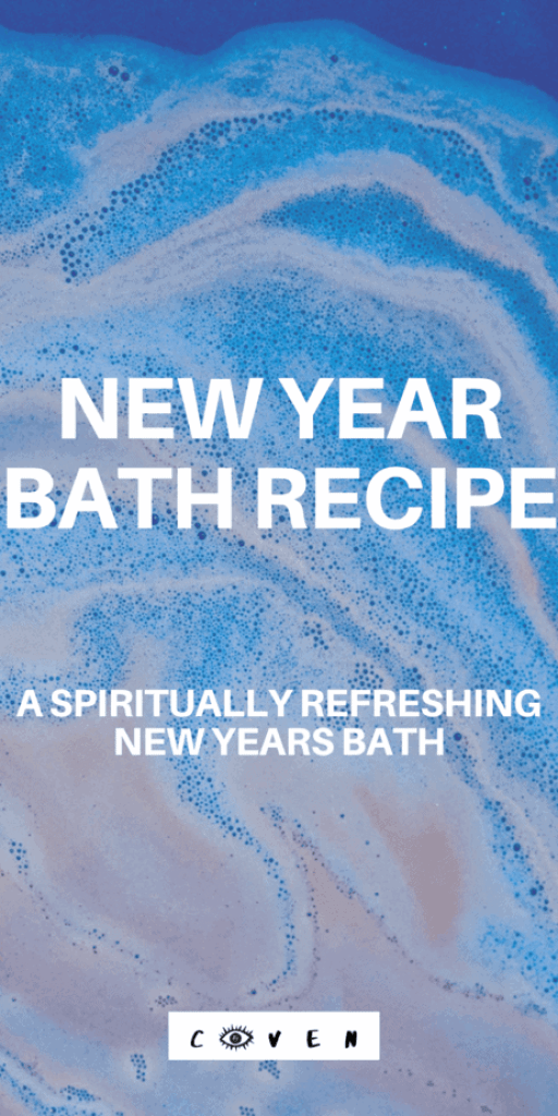 A spiritually refreshing way to start off the new year. Start 2020 with a spiritual refresh bath. New year pagan rituals. Wiccan spells. Herbalist magic. Magical correspondences of herbs. Green witch. Green witchcraft. Licorice root herbalism. Pine needles herbalism. Rosemary herbalism. Hawthorn herbalism. New years day traditions. #newyear #newyears #2020 #bath #herbalism #witch #witchcraft