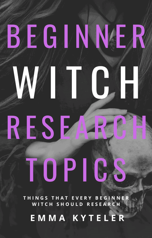 Decorative Image     Things That Every Beginner Witch Should Research {Offline Version}    Snag this PDF copy of my blog post Things That Every Beginner Witch Should Research so that you can read it on your Kindle or other reading device without internet access.  This is also useful for printing out for your Book of Shadows