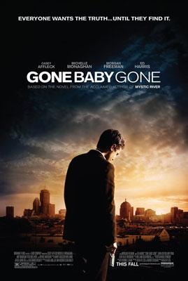 Gone Baby Gone EclipseMagazine.com Movie Review