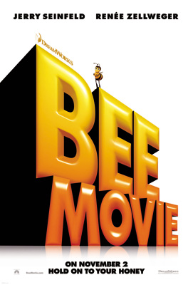 Bee Movie EclipseMagazine.com Movie Review