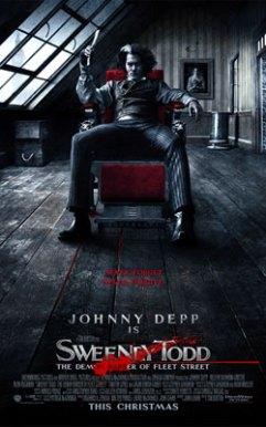 Sweeney Todd Review EclipseMagazine.com Movies