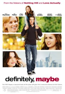 Definitely, Maybe Review EclipseMagazine.com Movies