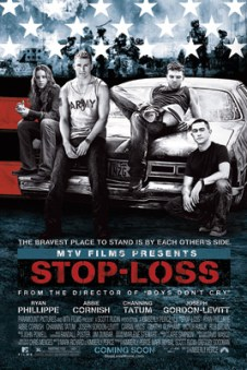 Stop-Loss Review EclipseMagazine.com Movies
