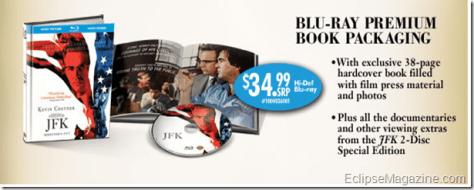 JFK Blu-Ray Premium