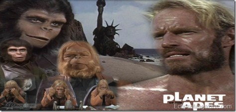 Planet of the Apes comes to Blu-ray.