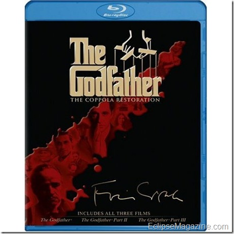 The Godfather Blu-ray Director