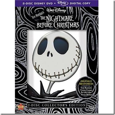 Nightmare Before Christmas Box Art