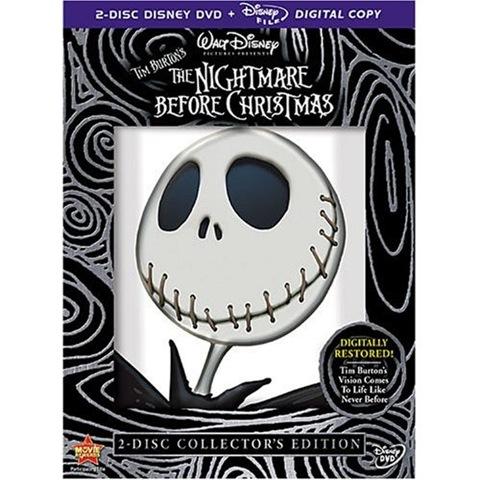 nightmare before christmas box art - A Nightmare Before Christmas 2