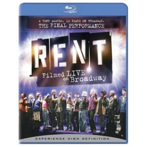 Blu-Ray Review: Rent - The Fina Performance