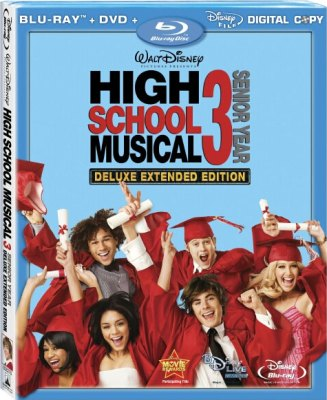 Blu-Ray Review: High School Musical 3