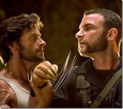 Logan vs. Sabretooth