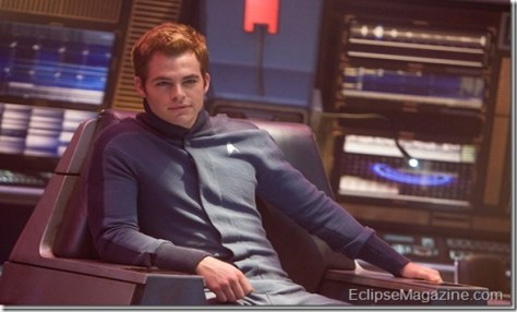 Star Trek Chris Pine as Kirk