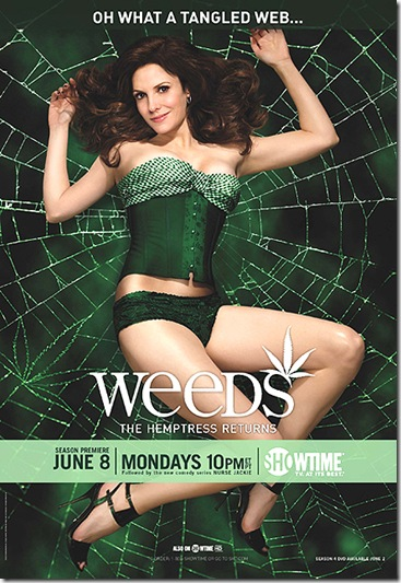 weeds S5 poster