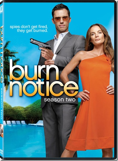 Burn Notice, S2 DVD