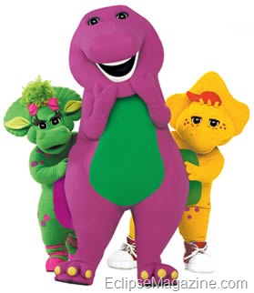 TELEVISION: Barney Theme Song as Death Metal by Demi Lovato