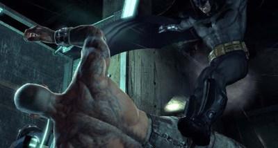 Batman Arkham Asylum Demo