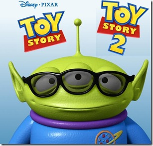 Toy Story 3-D Double Feature