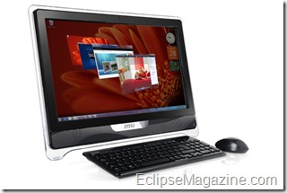 MSI Wind Top AE2220 All-in-One PC