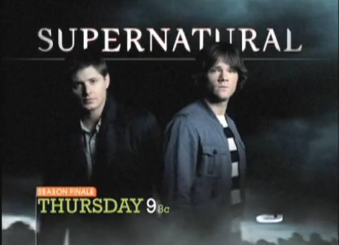 Television: Sneak Peek Vid Clips of Supernatural Season 5