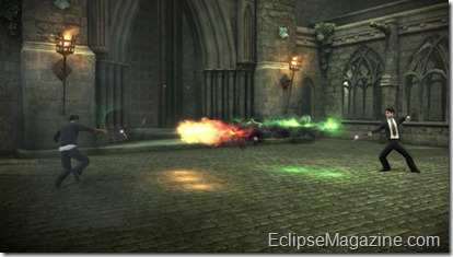 Harry Potter Dueling