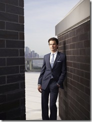 WHITE COLLAR -- Season:2 -- Pictured: Matt Bomer as Neal Caffrey -- Photo by: Eric Ogden/USA Network