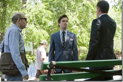 """WHITE COLLAR -- """"By the Book"""" Episode 204 -- Photo by: David Giesbrecht/USA Network"""