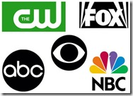 ABC-CBS-CW-Fox-NBC