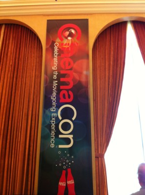 CinemaCon 2011 Day 1