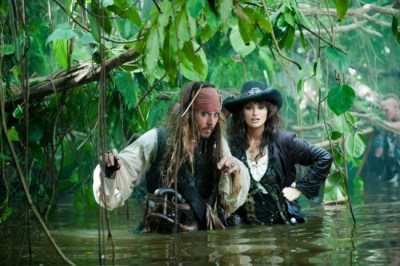 Pirates of the Caribbean On Stranger Tides Movie Review