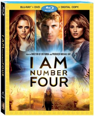 I AM Number Four Blu-ray Review