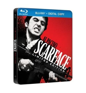 Scarface Limited Edition Blu-ray