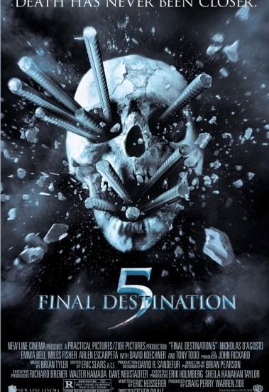 Final Destination 5 Promo
