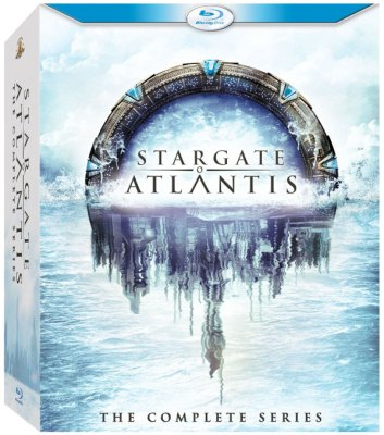 Stargate Atlantis: The Complete Series Blu-ray Review!