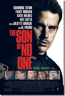 son of no one 1-sheet