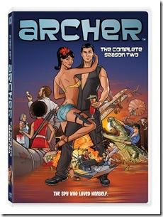 Archer DVD