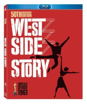 West Side Story 50th Anniversary Edition Blu-ray