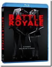 Battle Royale Blu-ray