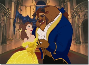 Disney BEAUTY & THE BEAST 3D